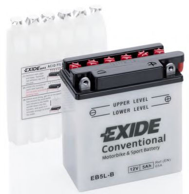 Аккумулятор EXIDE EB5L-B
